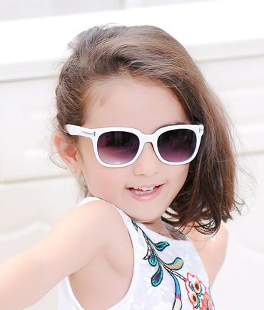 太阳镜男女宝宝防紫外线眼镜