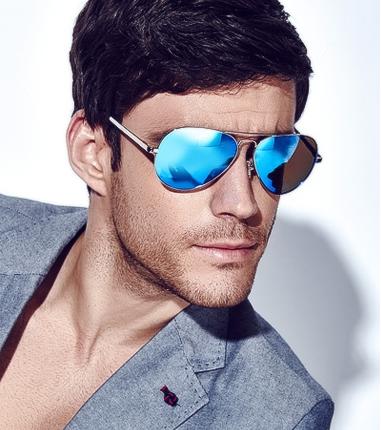 男士墨镜驾驶镜度数眼镜开车近视太阳镜