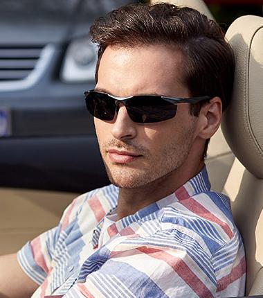 运动韩版男士墨镜司机开车太阳眼镜