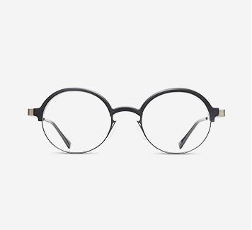 新款复古框型近视眼镜金属装饰眼睛框架