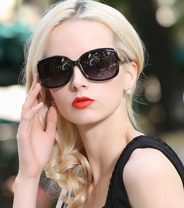 小脸框女士太阳眼镜运动墨镜潮人司机驾驶钓鱼镜